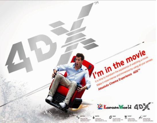 4D movies